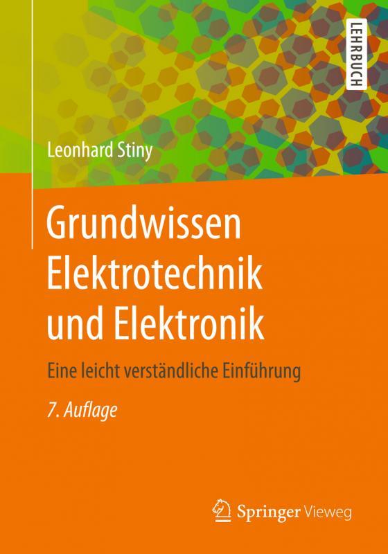 Cover-Bild Grundwissen Elektrotechnik und Elektronik
