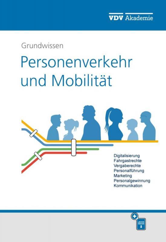 Cover-Bild Grundwissen Personenverkehr und Mobilität