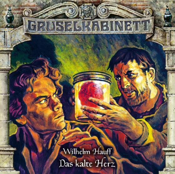 Cover-Bild Gruselkabinett - Folge 159