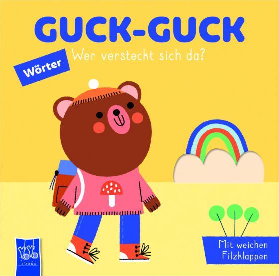 Cover-Bild Guck-Guck Wörter