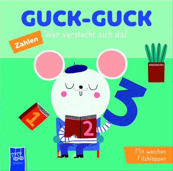 Cover-Bild Guck-Guck Zahlen