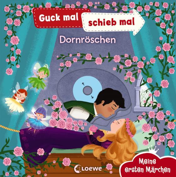 Cover-Bild Guck mal, schieb mal! Meine ersten Märchen - Dornröschen