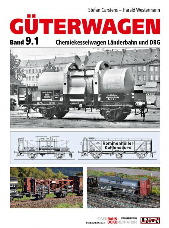 Cover-Bild Güterwagen Band 9.1