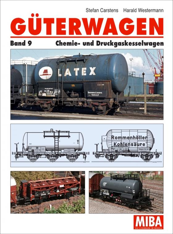 Cover-Bild Güterwagen Band 9