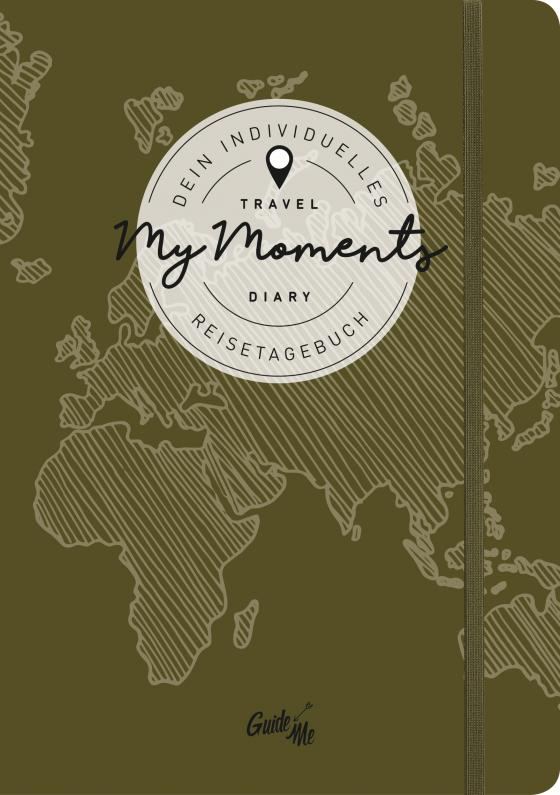 "Cover-Bild GuideMe Travel Diary ""Welt"""