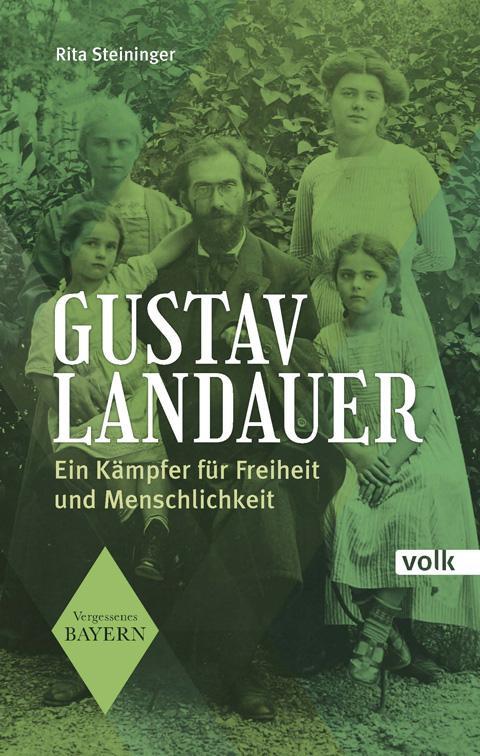 Cover-Bild Gustav Landauer