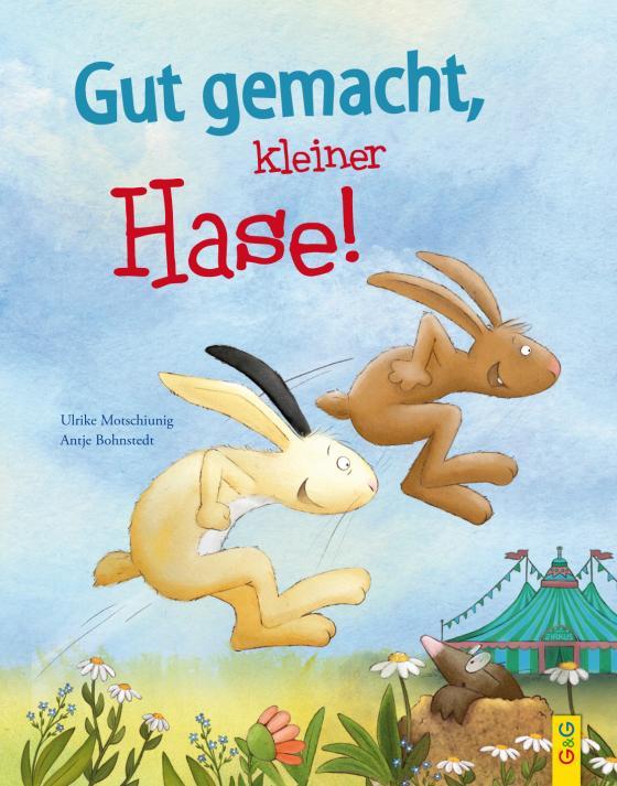 Cover-Bild Gut gemacht, kleiner Hase!
