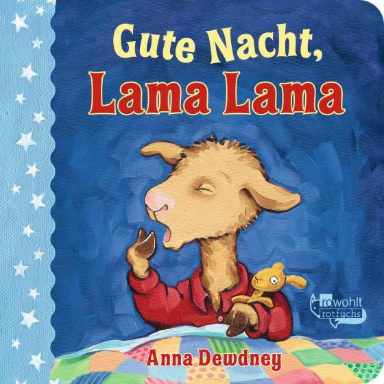 Cover-Bild Gute Nacht, Lama Lama