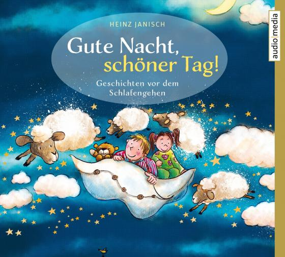 Cover-Bild Gute Nacht, schöner Tag!