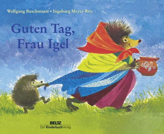 Cover-Bild Guten Tag, Frau Igel