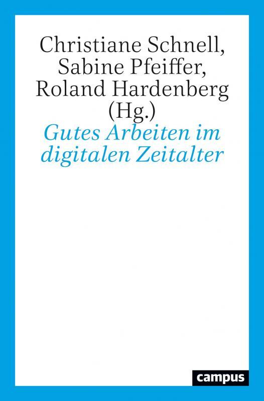 Cover-Bild Gutes Arbeiten im digitalen Zeitalter
