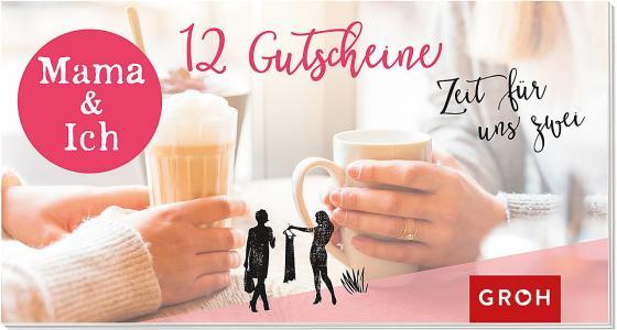 Cover-Bild Gutscheinbuch Mama & Ich