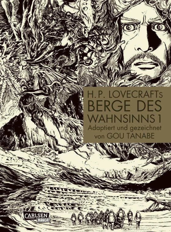 Cover-Bild H.P. Lovecrafts Berge des Wahnsinns 1