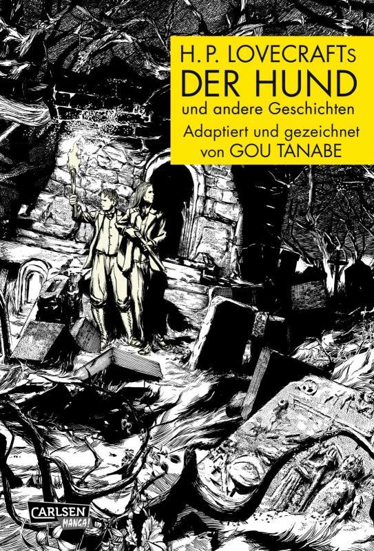 Cover-Bild H.P. Lovecrafts Der Hund und andere Geschichten