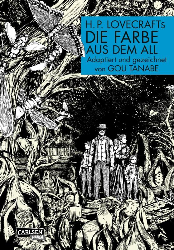 Cover-Bild H.P. Lovecrafts Die Farbe aus dem All