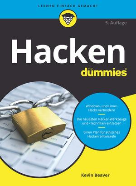 Cover-Bild Hacken für Dummies