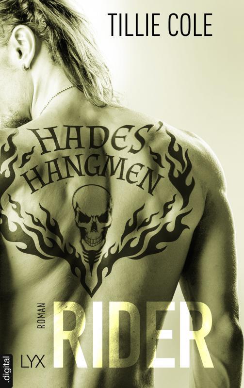 Cover-Bild Hades' Hangmen - Rider