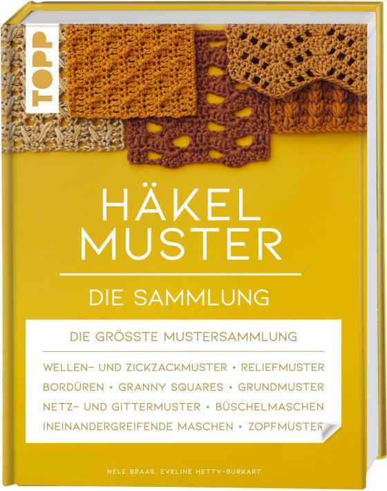 Cover-Bild Häkelmuster. Die Sammlung