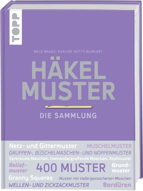 Cover-Bild Häkelmuster. Die Sammlung.