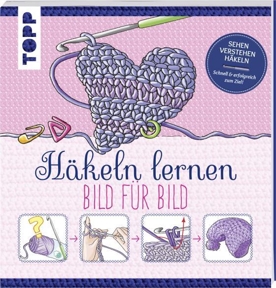 Cover-Bild Häkeln lernen Bild für Bild