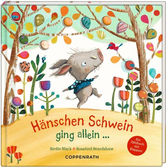 Cover-Bild Hänschen Schwein ging allein ...