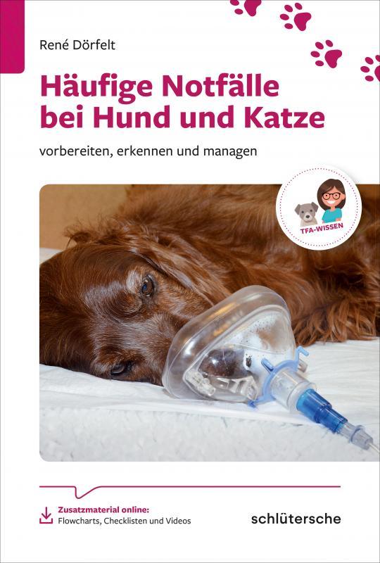 Cover-Bild Häufige Notfälle bei Hund und Katze