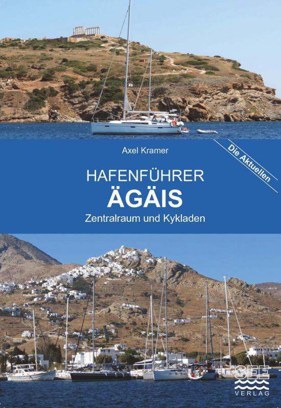 Cover-Bild Hafenführer Ägäis Griechenland