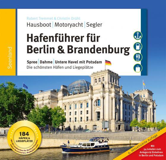 Cover-Bild Hafenführer für Hausboote: Berlin & Brandenburg