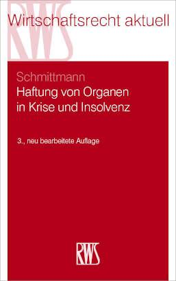 Cover-Bild Haftung von Organen in Krise und Insolvenz
