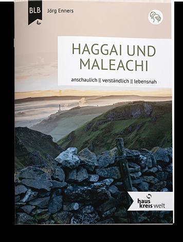 Cover-Bild Haggai und Maleachi