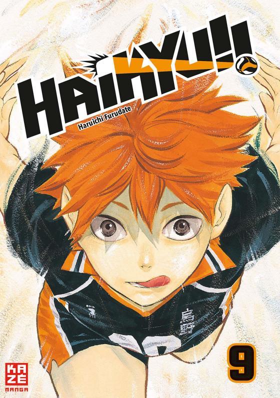 Cover-Bild Haikyu!! 09