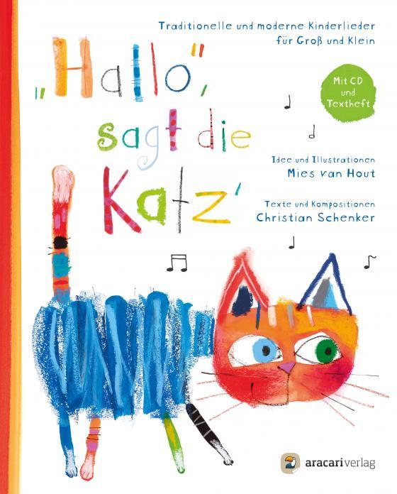 Cover-Bild «Hallo», sagt die Katz'