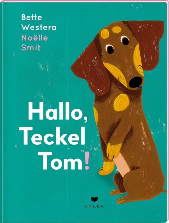 Cover-Bild Hallo, Teckel Tom!
