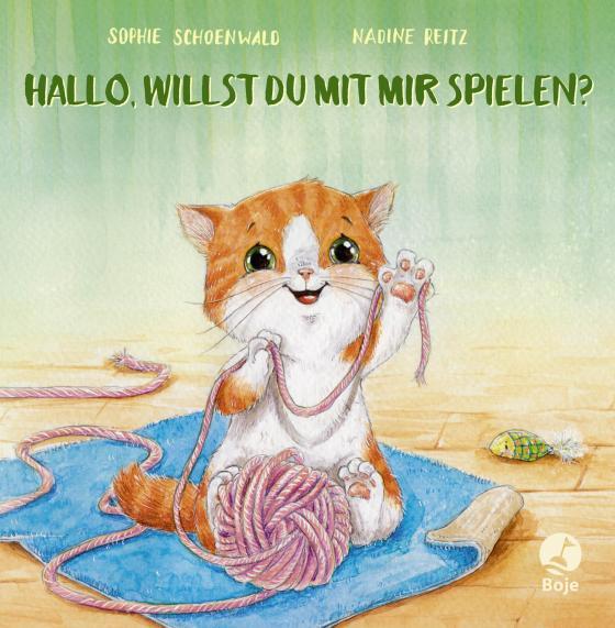Cover-Bild Hallo, willst du mit mir spielen?
