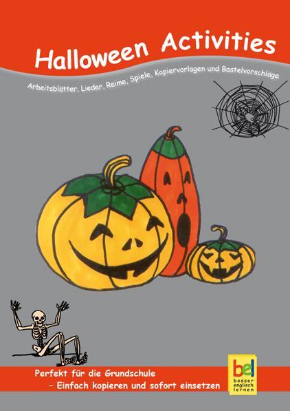 Cover-Bild Halloween Activities
