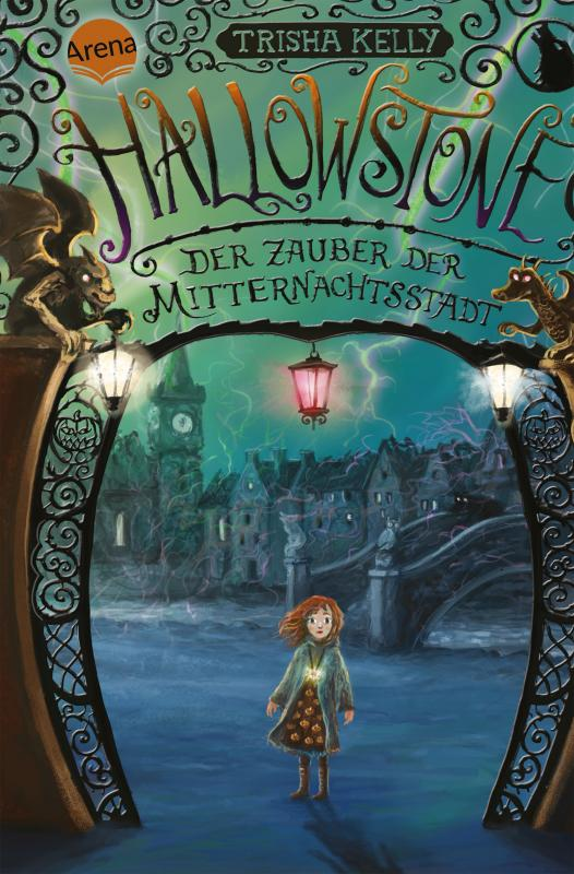 Cover-Bild Hallowstone. Der Zauber der Mitternachtsstadt