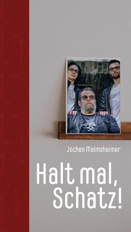 Cover-Bild Halt mal Schatz!