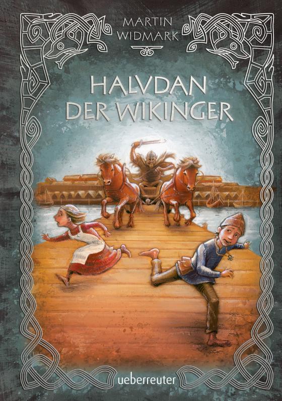 Cover-Bild Halvdan, der Wikinger