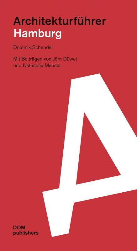 Cover-Bild Hamburg. Architekturführer