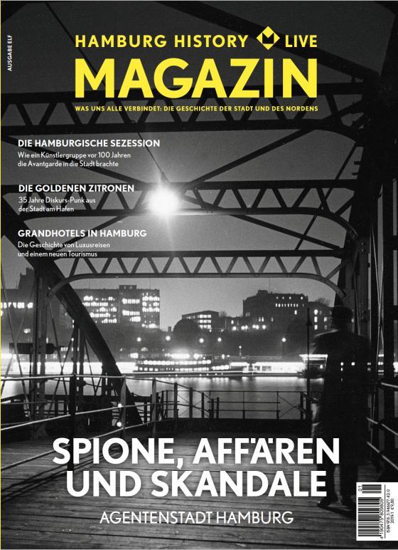 Cover-Bild Hamburg History Live