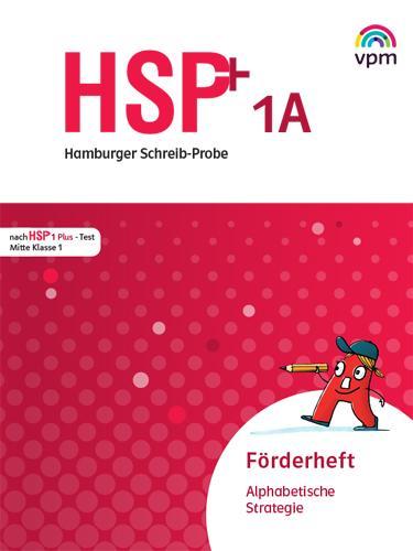 Cover-Bild Hamburger Schreib-Probe (HSP) Fördern 1