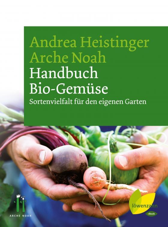Cover-Bild Handbuch Bio-Gemüse