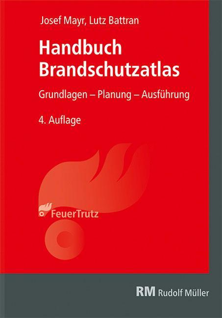 Cover-Bild Handbuch Brandschutzatlas