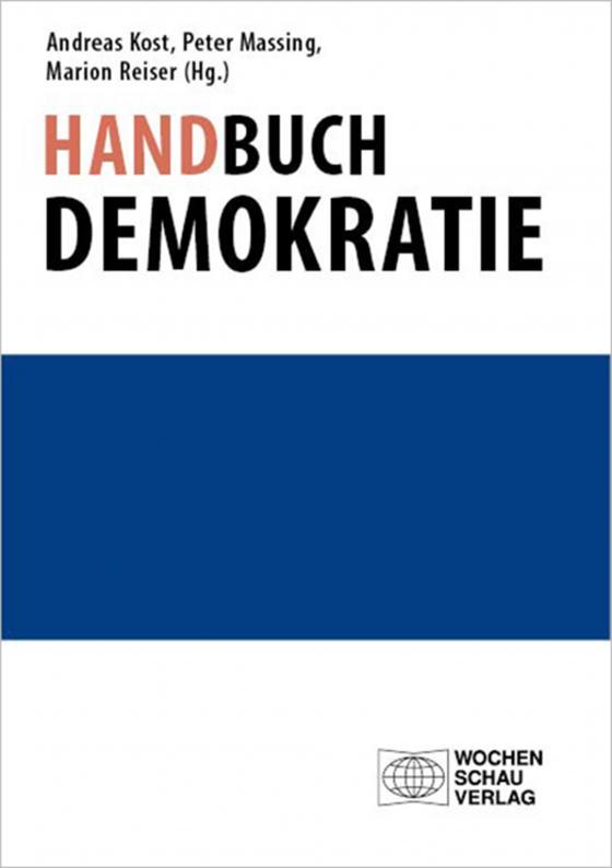 Cover-Bild Handbuch Demokratie
