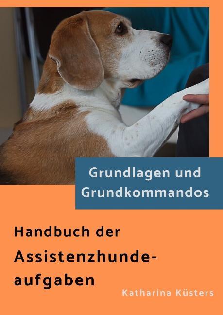 Cover-Bild Handbuch der Assistenzhundeaufgaben