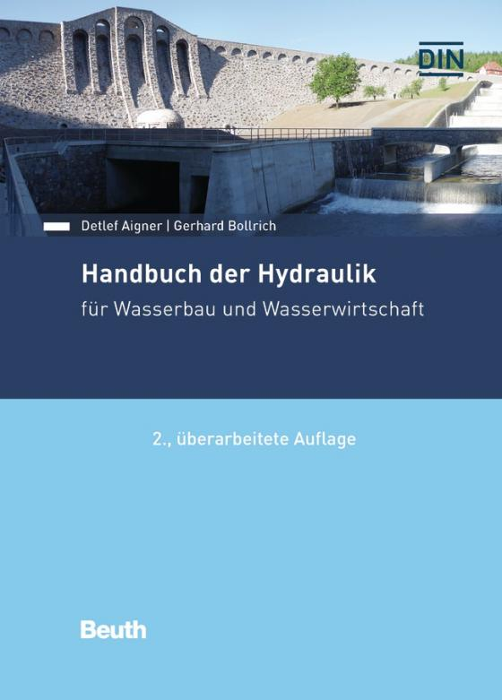 Cover-Bild Handbuch der Hydraulik