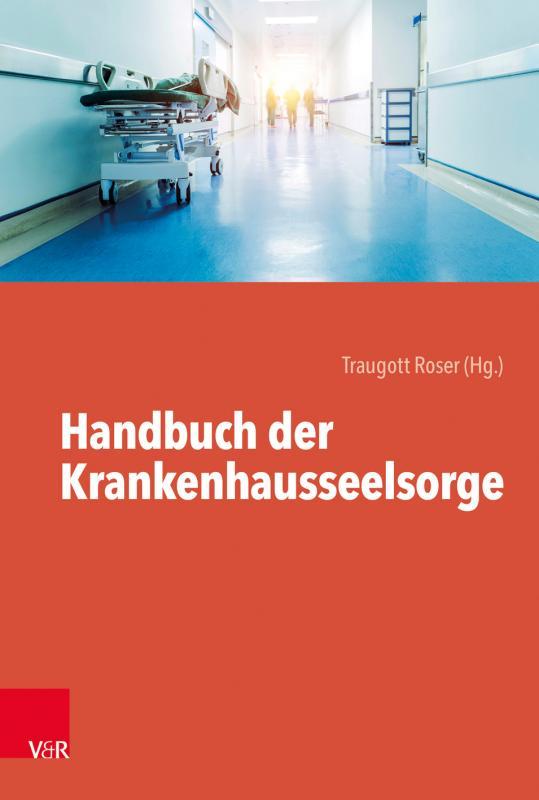 Cover-Bild Handbuch der Krankenhausseelsorge
