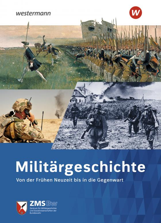 Cover-Bild Handbuch der Militärgeschichte / Militärgeschichte