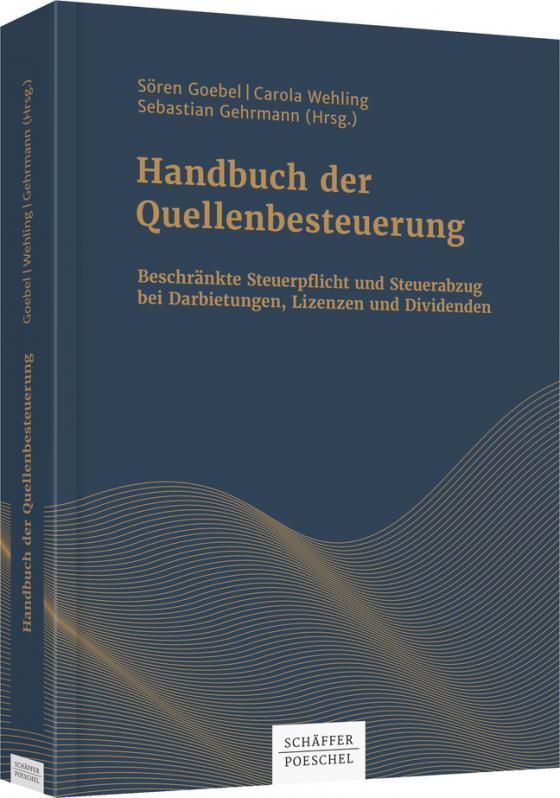 Cover-Bild Handbuch der Quellenbesteuerung