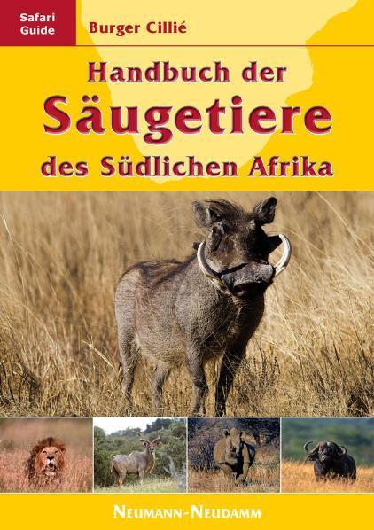Cover-Bild Handbuch der Säugetiere des Südlichen Afrika